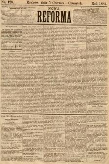 Nowa Reforma. 1884, nr128