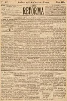 Nowa Reforma. 1884, nr129