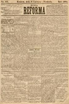 Nowa Reforma. 1884, nr131
