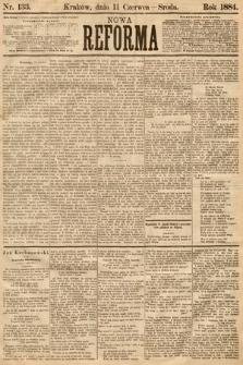 Nowa Reforma. 1884, nr133