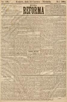 Nowa Reforma. 1884, nr136