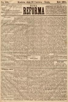 Nowa Reforma. 1884, nr138