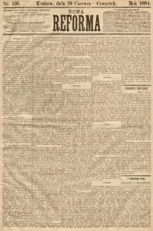 Nowa Reforma. 1884, nr139