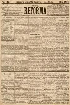 Nowa Reforma. 1884, nr142