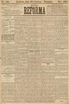 Nowa Reforma. 1884, nr148