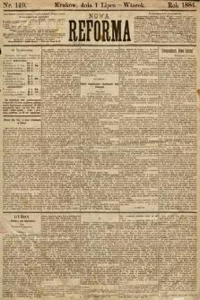 Nowa Reforma. 1884, nr149