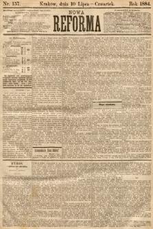 Nowa Reforma. 1884, nr157