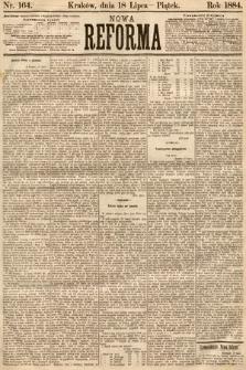 Nowa Reforma. 1884, nr164