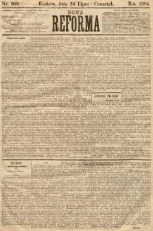Nowa Reforma. 1884, nr169