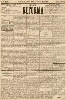 Nowa Reforma. 1884, nr171