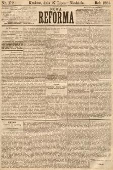 Nowa Reforma. 1884, nr172