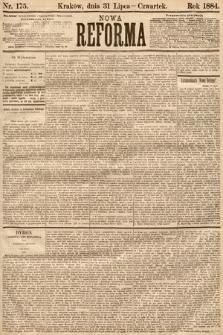 Nowa Reforma. 1884, nr175