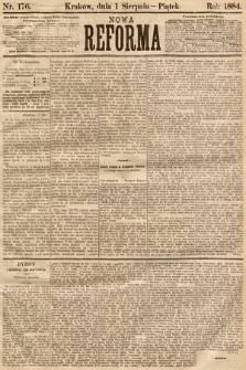 Nowa Reforma. 1884, nr176