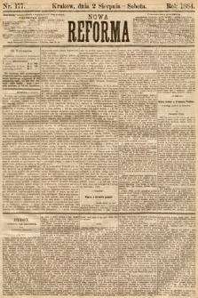 Nowa Reforma. 1884, nr177