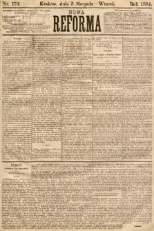 Nowa Reforma. 1884, nr179