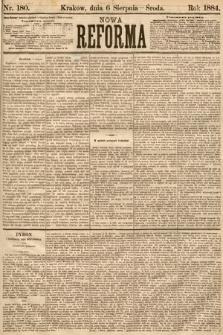 Nowa Reforma. 1884, nr180