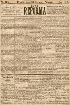 Nowa Reforma. 1884, nr196