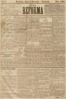 Nowa Reforma. 1885, nr3