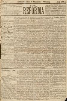 Nowa Reforma. 1885, nr4