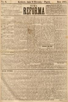 Nowa Reforma. 1885, nr6