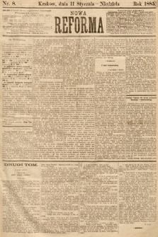 Nowa Reforma. 1885, nr8
