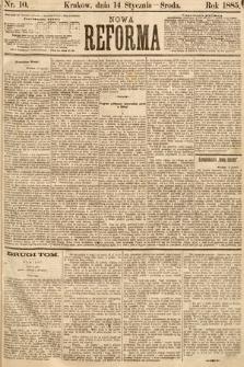 Nowa Reforma. 1885, nr10