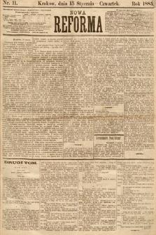 Nowa Reforma. 1885, nr11