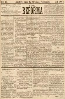 Nowa Reforma. 1885, nr17
