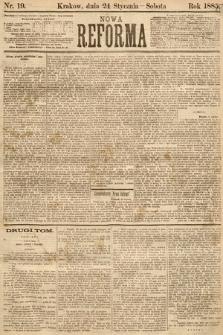 Nowa Reforma. 1885, nr19