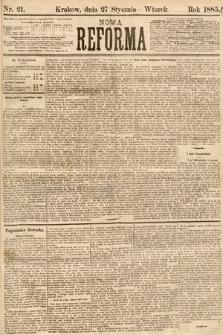 Nowa Reforma. 1885, nr21