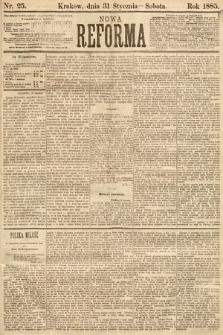 Nowa Reforma. 1885, nr25