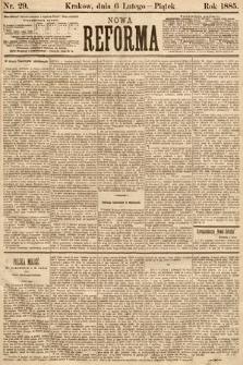 Nowa Reforma. 1885, nr29