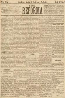 Nowa Reforma. 1885, nr30