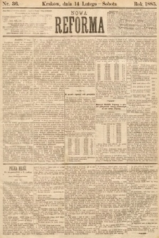 Nowa Reforma. 1885, nr36
