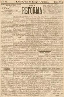Nowa Reforma. 1885, nr37