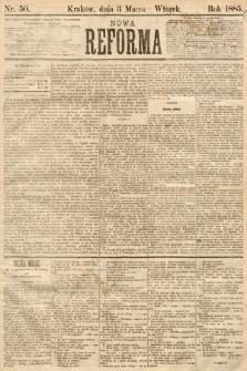 Nowa Reforma. 1885, nr50