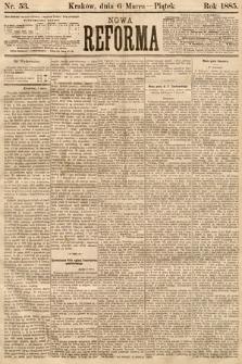 Nowa Reforma. 1885, nr53