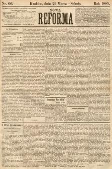 Nowa Reforma. 1885, nr66