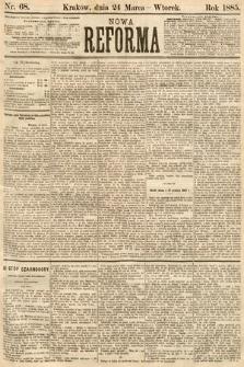 Nowa Reforma. 1885, nr68
