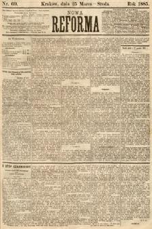 Nowa Reforma. 1885, nr69