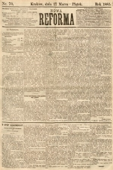 Nowa Reforma. 1885, nr70