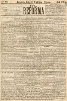Nowa Reforma. 1885, nr88