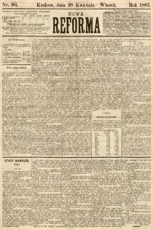 Nowa Reforma. 1885, nr96
