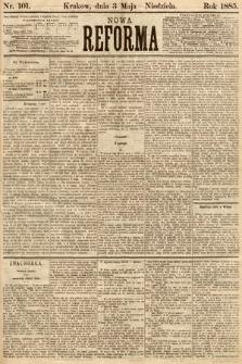 Nowa Reforma. 1885, nr101