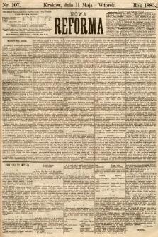 Nowa Reforma. 1885, nr107