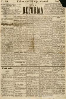 Nowa Reforma. 1885, nr119