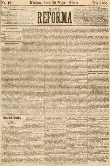 Nowa Reforma. 1885, nr121