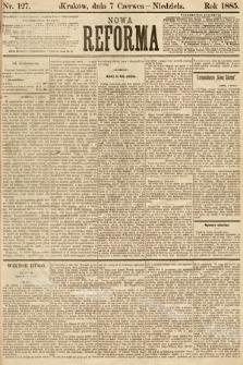 Nowa Reforma. 1885, nr127