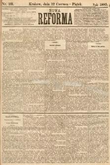 Nowa Reforma. 1885, nr131
