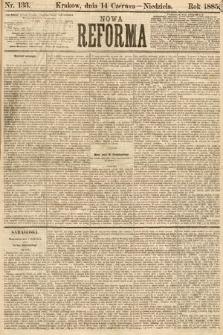 Nowa Reforma. 1885, nr133